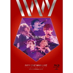 IVVY ONE MAN LIVE~Light on fire~(Blu-ray)