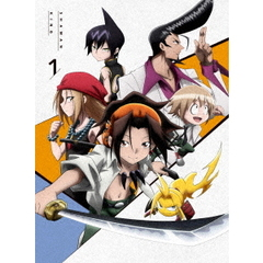 TVアニメ 「SHAMAN KING」 Blu-ray BOX 1 <初回生産限定版>(Blu-ray)