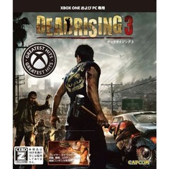 XboxOne Dead Rising 3( Greatest Hits)