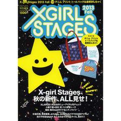 X‐girl Stages 2013Fall