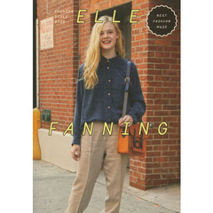 ELLE FANNING FASHION STYLE BOOK