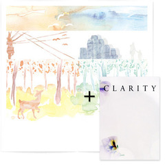 I'm home & CLARITY 01 (CD+BOOK)セブンネット限定セット