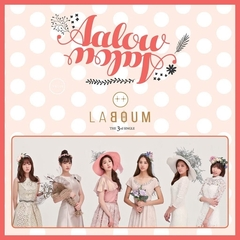 LABOUM/3RD SINGLE : AALOW AALOW(輸入盤)