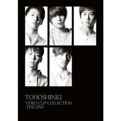 東方神起/TOHOSHINKI VIDEO CLIP COLLECTION -THE ONE-(DVD)