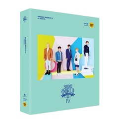 SHINee/THE 4TH CONCERT[SHINEE WORLD IV](輸入盤)(Blu-ray Disc)