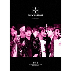 BTS(防弾少年団)/2017 BTS LIVE TRILOGY EPISODE III THE WINGS TOUR ~JAPAN EDITION~(初回限定盤)(Blu-ray Disc)