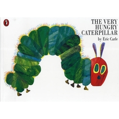【洋書】The Very Hungry Caterpillar