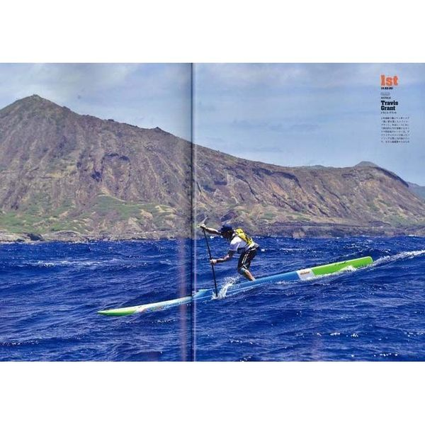 BLADES STAND UP PADDLE BOARD MAGAZINE Vol.14 SUP最前線2019