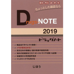 Drugs‐NOTE 2019