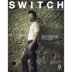 SWITCH VOL.37NO.9(2019SEP.) BEAT GOES ON