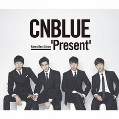 Korea Best Album 'Present'<初回限定盤2CD+DVD>