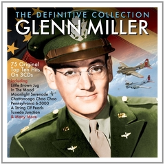 GLENN MILLER/DEFINITEVE COLLECTION(3枚組)(輸入盤)