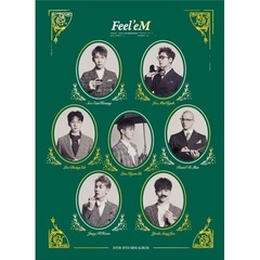 BTOB/10TH MINI ALBUM : FEEL'EM(輸入盤)