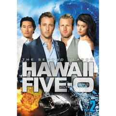 HAWAII FIVE-0 シーズン 2 DVD-BOX Part 2(DVD)