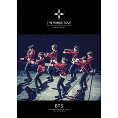 BTS(防弾少年団)/2017 BTS LIVE TRILOGY EPISODE III THE WINGS TOUR ~JAPAN EDITION~(初回限定盤)(DVD)