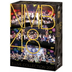 NMB48/NMB48「NMB48 3 LIVE COLLECTION 2017」【DVD 6枚組】