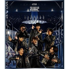 超特急/BULLET TRAIN ARENA TOUR 2017-2018 THE END FOR BEGINNING AT YOKOHAMA ARENA 通常盤(Blu-ray Disc)