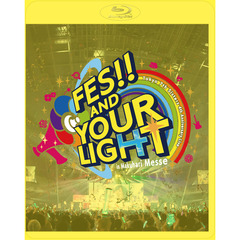 Tokyo 7th シスターズ/t7s 4th Anniversary Live -FES!! AND YOUR LIGHT- in Makuhari Messe【初回限定盤】<セブンネット限定特典:デカ缶バッチ付き>(Blu-ray Disc)