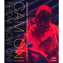大原櫻子/大原櫻子 5th Anniversary コンサート 「CAM-ON! ~FROM NOW ON!~」(Blu-ray)