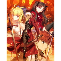 Fate/stay night [Unlimited Blade Works] Blu-ray Disc Box Standard Edition 【通常盤】(Blu-ray)