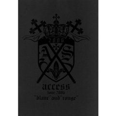 access『access tour 2006  blanc and rouge』オフィシャル・ツアーパンフレット【デジタル版】