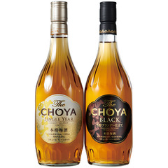 The CHOYA SINGLE YEAR&The CHOYA BLACK セット