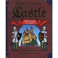 【洋書】Castle : Medieval Days and Knights