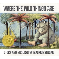 【洋書】Where the Wild Things Are