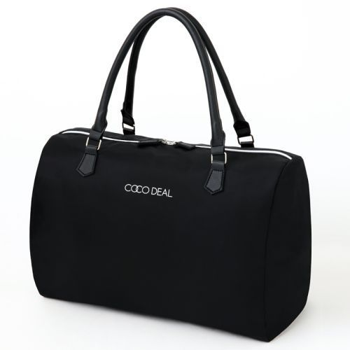 COCO DEAL BIG BOSTON BAG BOOK 画像 B