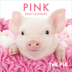THE PIG PINK 2020年カレンダー【30%OFF】