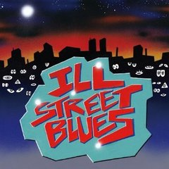 ILL STREET BLUES~JAPANESE HIP HOP NEW STANDARDS~