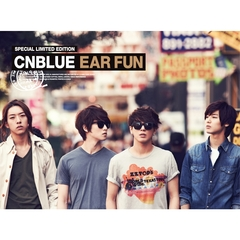 3RD MINI ALBUM : EAR FUN (SPECIAL LIMITED EDITION) : LEE JONG HYEON VER.(輸入盤)