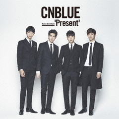 Korea Best Album 'Present'<通常盤2CD>