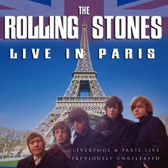 【輸入盤】THE ROLLING STONES / LIVE IN PARIS