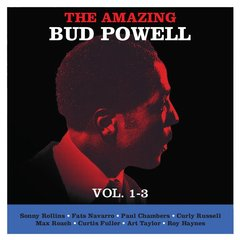 BUD POWELL/AMAZING BUD POWELL(3枚組)(輸入盤)