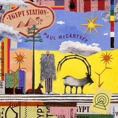【輸入盤】PAUL McCARTNEY/EGYPT STATION