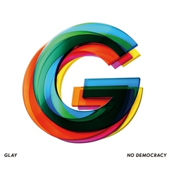 GLAY/NO DEMOCRACY(CD+DVD盤)