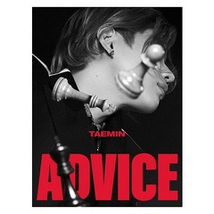 TAEMIN (SHINEE)/3RD MINI ALBUM : ADVICE(輸入盤)(外付特典:ポスター)