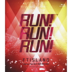FTISLAND Summer Tour 2012 ~RUN!RUN!RUN!~ @SAITAMA SUPER ARENA(Blu-ray Disc)