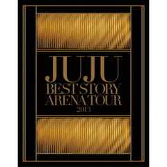 JUJU/JUJU BEST STORY ARENA TOUR 2013(Blu-ray Disc)
