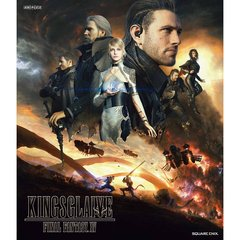 KINGSGLAIVE FINAL FANTASY XV(Blu-ray Disc)