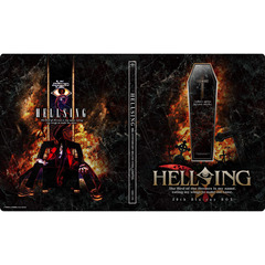 HELLSING OVA 20th ANNIVERSARY DELUXE STEEL LIMITED <数量限定>(Blu-ray Disc)