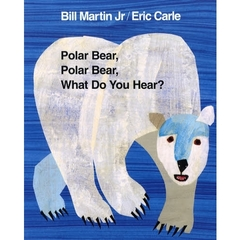 【洋書】Polar Bear Polar Bear What Do You Hear?