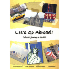 Let's Go Abroad ! Student Book (96 pp) with Audio CD
