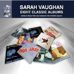 SARAH VAUGHAN/EIGHT CLASSIC ALBUMS(4枚組)(輸入盤)