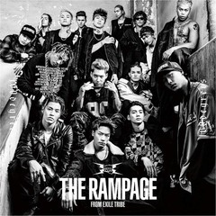 THE RAMPAGE from EXILE TRIBE/100degrees(DVD付)