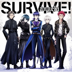 angela/SURVIVE!(通常盤)<セブンネット限定特典:複製サイン&コメント入りブロマイド>