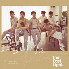 EASTLIGHT/2ND MINI ALBUM : I'D FALL IN LOVE(輸入盤)