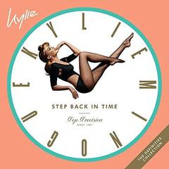 KYLIE MINOGUE/STEP BACK IN TIME: DEFINITIVE COLLECTION (JAPAN VERSION)(輸入盤)