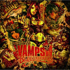 VAMPS/VAMPS LIVE 2015 BLOODSUCKERS 完全生産限定版